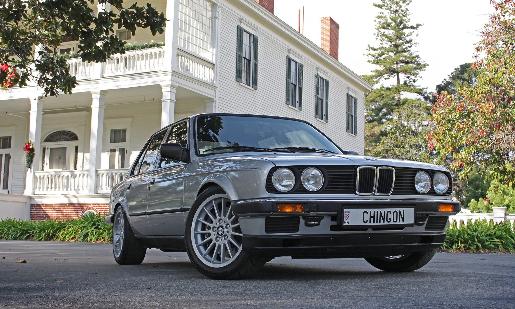 1985 Bmw E30 318 S52 6 Speed Coupe King