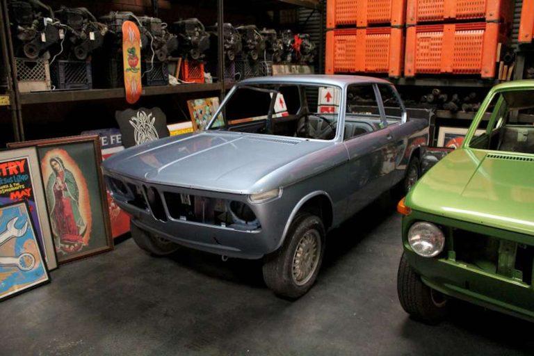 1973 BMW 2002Tii – Fjord