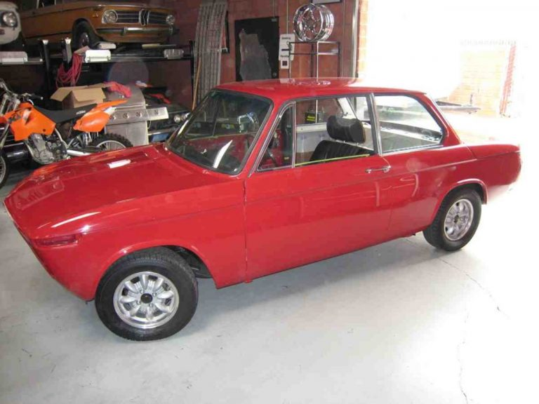 1969 BMW 2002 HotRod – Grenada