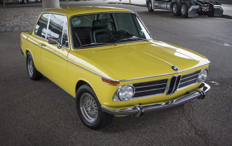 1969 BMW 2002 (Golf)