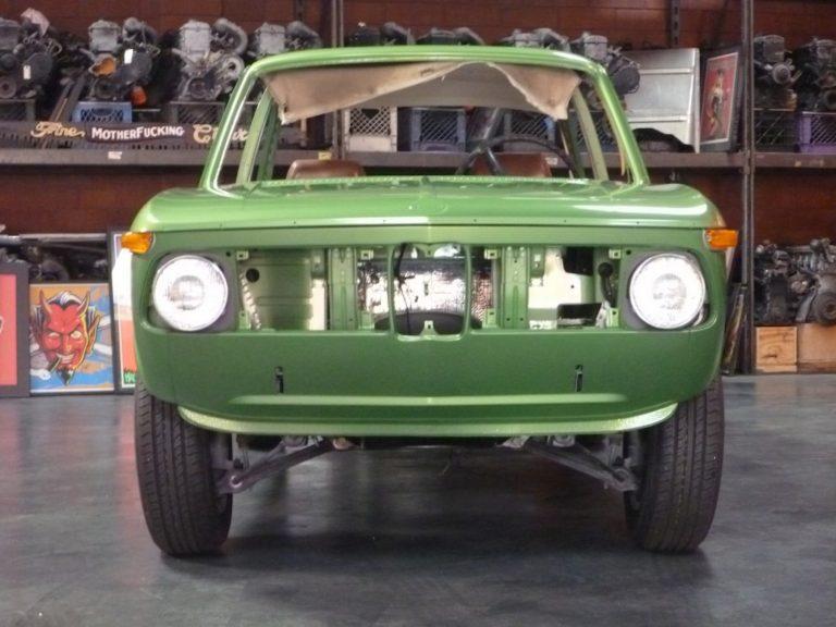 1975 BMW 2002 – Taiga