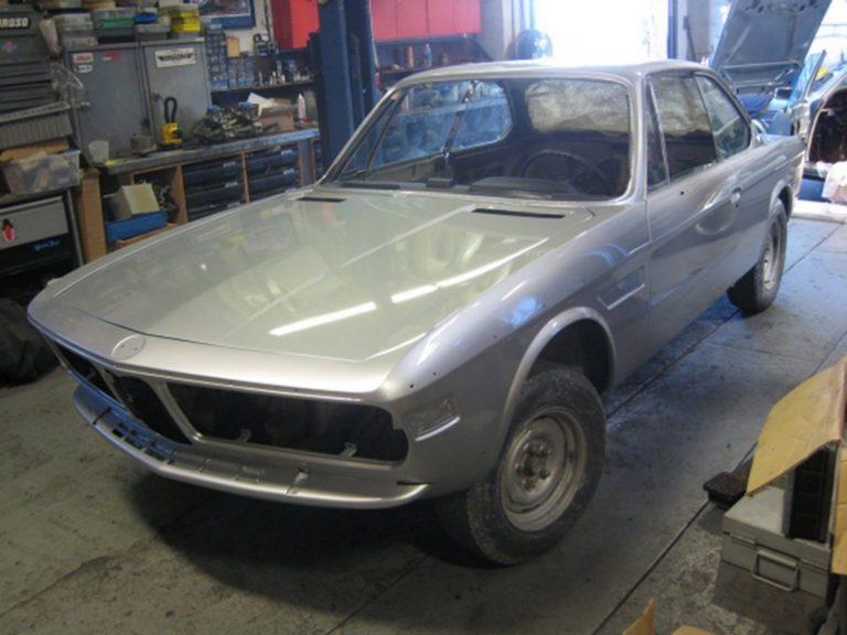 1974 BMW 3.0CS Coupe Zoltan – Polaris