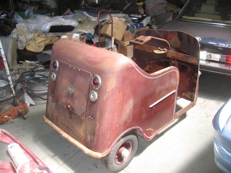 1952 Electric Shopper