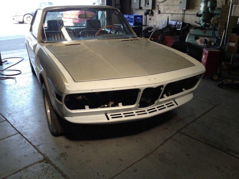 1971 BMW 2800CS Dosa – Polaris
