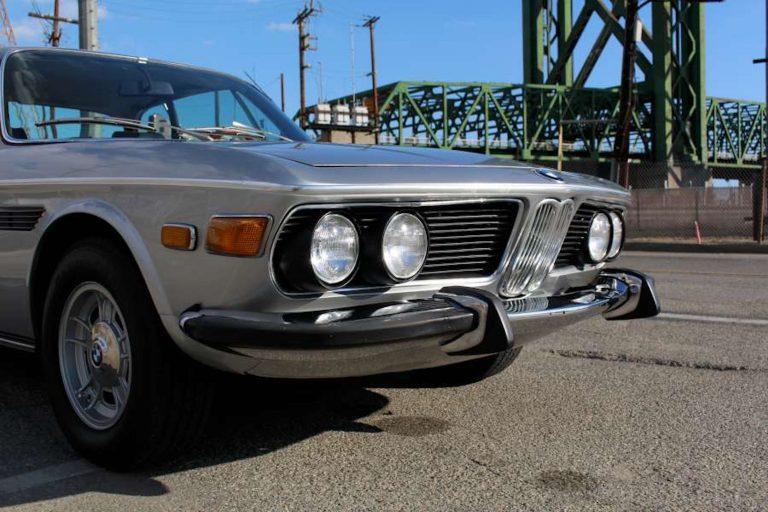 1973 BMW 3.0CS Coupe – Polaris