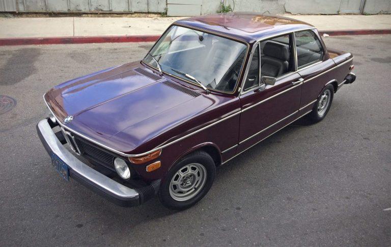 1974 BMW 2002 – Malaga