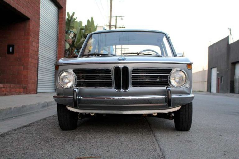 1968 BMW 2002 – Polaris