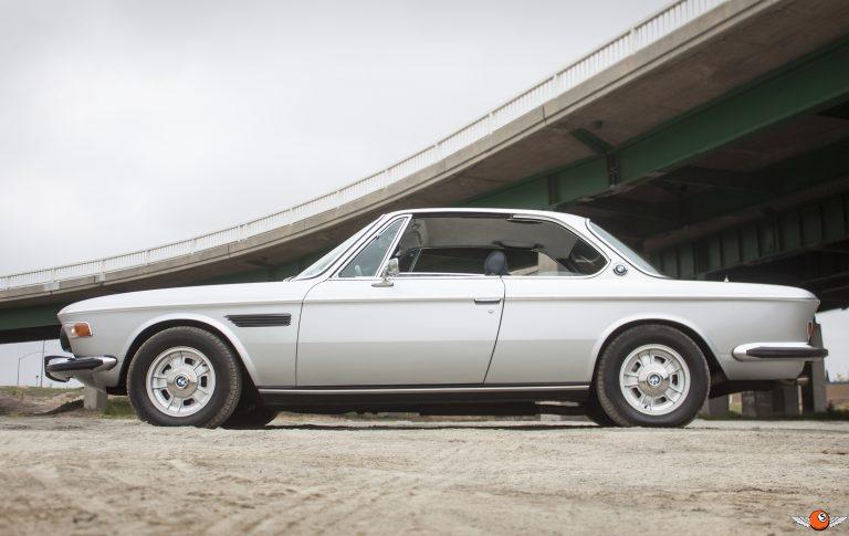 1974 BMW 3.0CS Coupe – Polaris