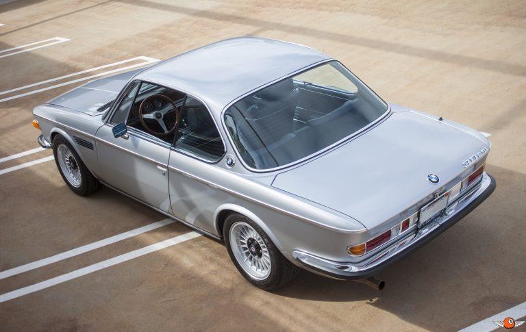 1972 BMW 3.0CSi Polaris Restomod