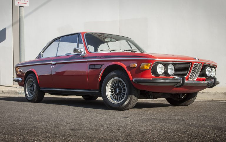 1973 BMW CSL Coupe – Verona