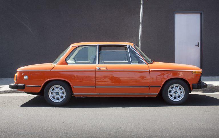 1976 BMW 2002 (Project Pumpkin) – Inka