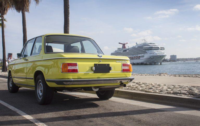 1974 BMW 2002Tii – Golf