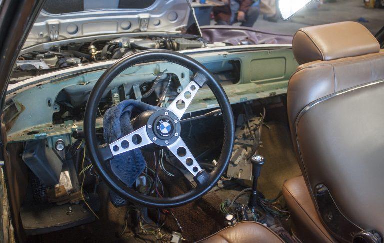 1972 BMW 2800cs – Polaris Refresh
