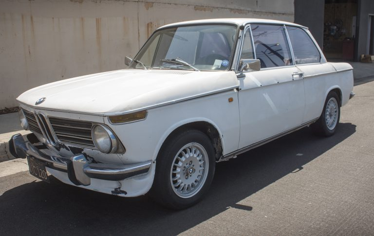 1968 BMW 2002 – Early Car