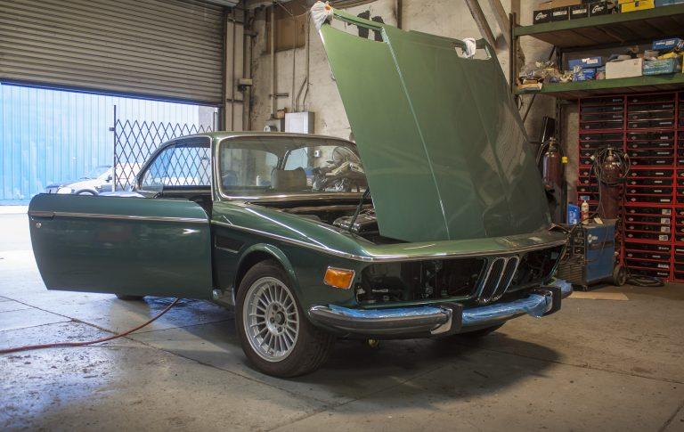 1973 BMW 3.0CS Coupe – Tundra