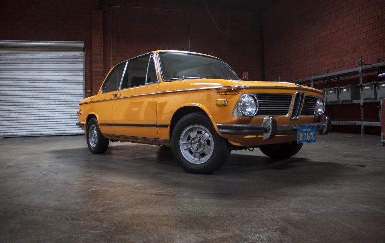 1972 BMW 2002Tii – Colorado Refresh