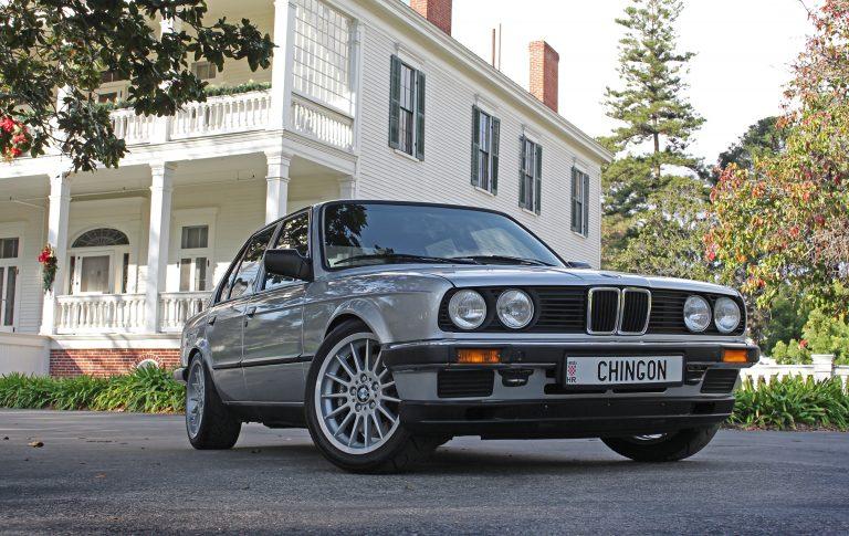 1985 BMW E30 318 / S52 / 6 SPEED