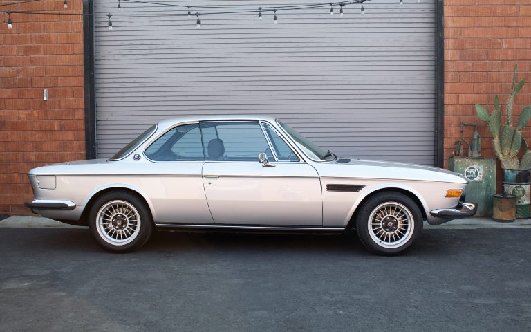 1974 BMW 3.0CS Coupe – Chamonix