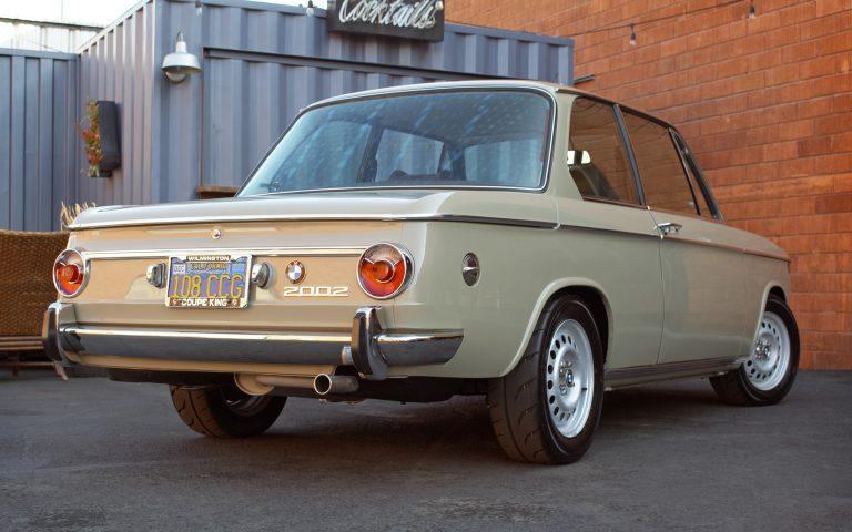 1970 BMW 2002 – Nevada